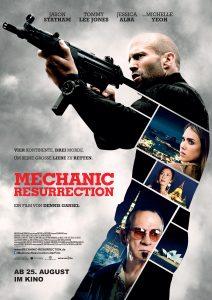 Mechanic: Resurrechtion