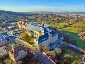 Kirche St. Getreu Bamberg