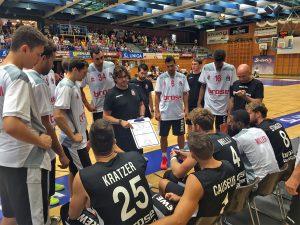 Testspiel: Brose Bamberg vs. Basket Swans Gmunden