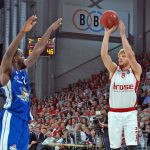 easyCredit BBL - 1. Spieltag: Brose Bamberg vs. FRAPORT SKYLINERS