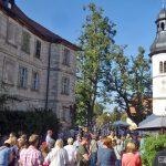 """Herbstveranstaltung """"Faszination Garten - Der Markt für Gartenliebhaber"""" auf Schloss Weingartsgreuth in Wachenroth"""