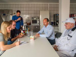 """Leberkäse aus der Dose - """"Fast Food"""" auf Fränkisch"""