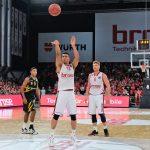 easyCredit BBL - 3. Spieltag: Brose Bamberg vs. WALTER Tigers Tübingen