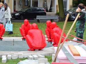 Rote Figuren