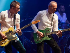 LAST NIGHT OF ELECTRICS: Status Quo feat. very special guest Uriah Heep in der BROSE ARENA