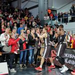 Turkish Airlines Euroleague - 2. Spieltag: Brose Bamberg vs. Unics Kasan