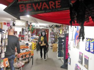 Großes Halloween bei Peter Schauer