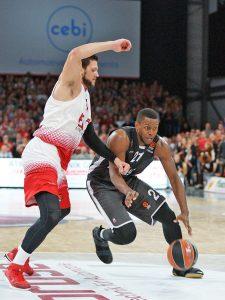 Turkish Airlines Euroleague - 5. Spieltag: Brose Bamberg vs. EA7 Emporio Armani Mailand
