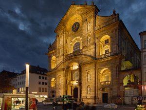 St. Martin Beleuchtung