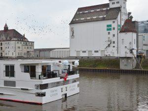 Kreuzfahrt-Einweihung Hafen