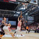 Turkish Airlines Euroleague - 7. Spieltag: Brose Bamberg vs. Roter Stern Belgrad