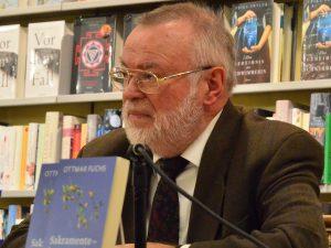 Lesung Ottmar Fuchs