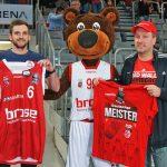 easyCredit BBL - 15. Spieltag: Brose Bamberg vs. RASTA Vechta