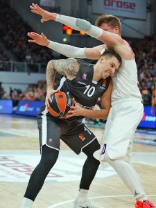 Turkish Airlines Euroleague - 10. Spieltag: Brose Bamberg vs. ZSKA Moskau