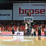 easyCredit BBL - 14. Spieltag: Brose Bamberg vs. Telekom Baskets Bonn
