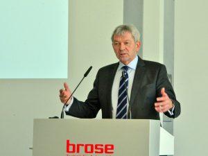 Übergabe Fördersbescheid für Digitales Gründerzentrum in Bamberg