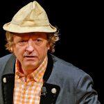 Frank-Markus Barwasser alias Erwin Pelzig feierte in Bamberg Premiere