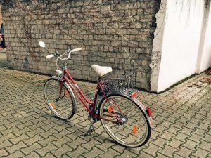 Bamberg tritt in die Pedale