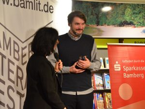 Lesung Sasa Stanisic Hübscher