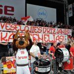 Turkish Airlines Euroleague - 23. Spieltag: Brose Bamberg vs. Zalgiris Kaunas
