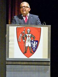 Stadt Bamberg lädt seine Jungbürger ins E.T.A.-Hoffmann-Theater ein.