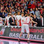 easyCredit BBL - 24. Spieltag: Brose Bamberg vs. Gießen 46ers
