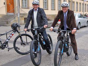 STADTRADELN Bamberg vom 07. bis 28. Mai - Jubiläumsjahr: 10 Jahre STADTRADELN und 200 Jahre Fahrrad