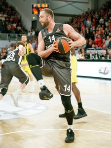 Turkish Airlines Euroleague - 26. Spieltag: Brose Bamberg vs. Fenerbahce Istanbul