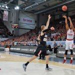 easyCredit BBL - 27. Spieltag: Brose Bamberg vs. Ratiopharm Ulm