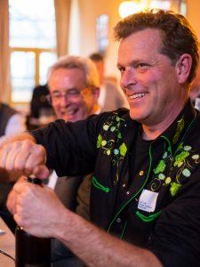 Innovativer Bier-Workshop und Romeis Brauertag: Eric Toft-Schönram öffnet Götterdämmerung