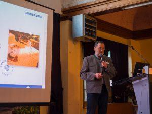 Innovativer Bier-Workshop und Romeis Brauertag: Vortrag Hans-Peter Drexel, Schneider Bräu