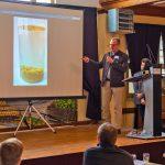 Innovativer Bier-Workshop und Romeis Brauertag: Jörg Binkert, Kaspar Schulz