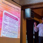 Innovativer Bier-Workshop und Romeis Brauertag: Pyraser Vortrag