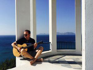 Willy Astor Sound of Island Tour