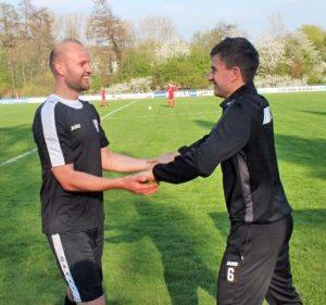 Christian Ott bleibt bis zum Saisonende Trainer beim FC Eintracht Bamberg 2010 e.V.