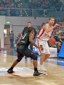 easyCredit BBL - Playoffs 2017, Viertelfinale 1: Brose Bamberg vs. Telekom Baskets Bonn