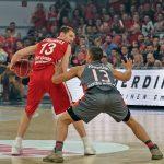 easyCredit BBL - Playoffs 2017, Halbfinale 1: Brose Bamberg vs. FC Bayern München Basketball