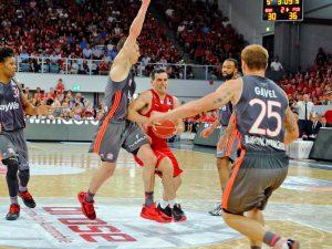 easyCredit BBL - Playoffs 2017, Halbfinale 3: Brose Bamberg vs. FC Bayern München Basketball
