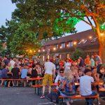 Das Kontakt-Festival 2017 auf dem Gelände der Bamberger Lagarde-Kaserne