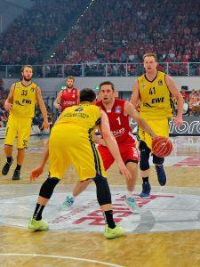 easyCredit BBL - Playoffs 2017, Finale 1: Brose Bamberg vs. EWE Baskets Oldenburg