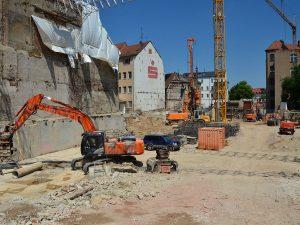 Grundsteinlegung-Quatier an der Stadtmauer