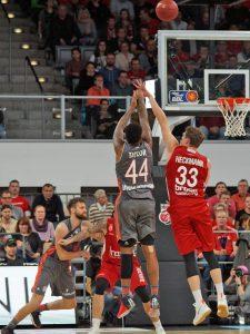 Brose Bamberg verpflichtet Bryce Taylor vom FC Bayern München Basketball