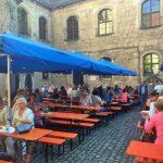 Weinfest auf Schloss Geyerswörth