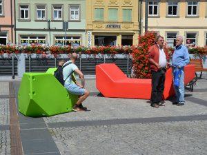 Sitzmöbeltest Maxplatz