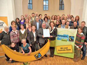 Fairtraide-Town Bamberg