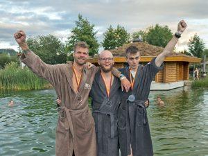 Deutsche Aufguss-Meisterschaft in der Obermain Therme Bad Staffelstein - Einzelwettbewerb