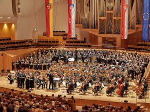 Konzert für den Frieden