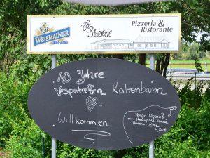 Vespatreffen im Itzgrund- Kaltenbrunn