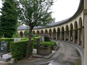 Denkmalpflege Friedhof_Portikus