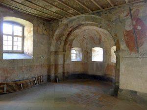 Denkmalpflege Laurentius-Kapelle